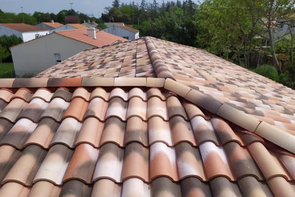 Pose de toiture par votre entreprise